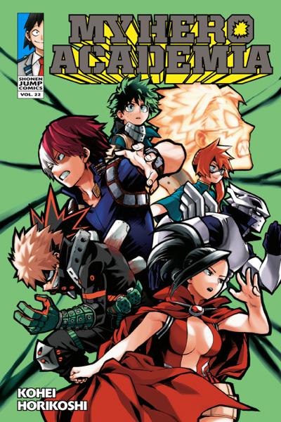 Download My Hero Academia, Vol. 22 PDF Full