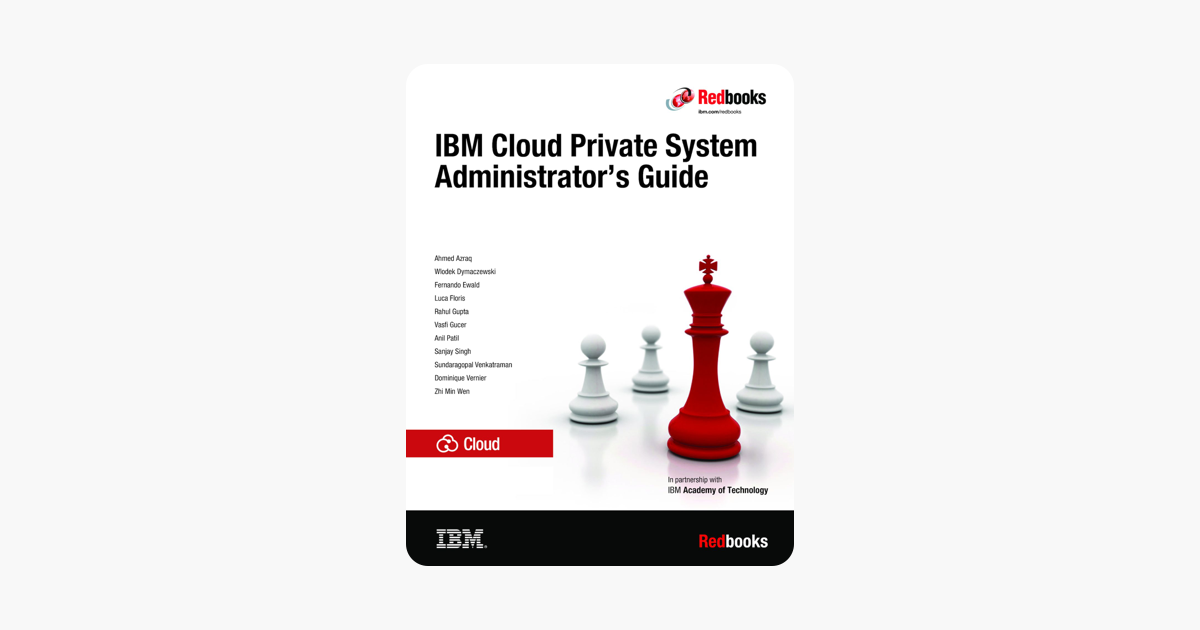 IBM Cloud Private System Administrator's Guide en Apple Books