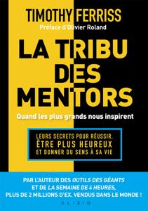 La tribu des mentors, quand les plus grands nous inspirent La couverture du livre martien
