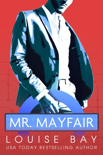 Mr. Mayfair - Louise Bay book cover
