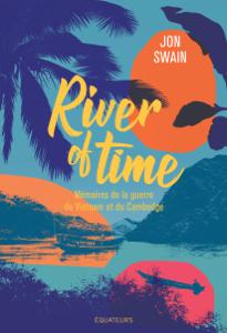 River of time La couverture du livre martien