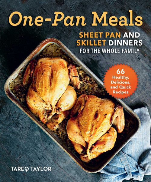 One-Pan Meals - Tareq Taylor book cover