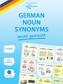 German Noun Synonyms