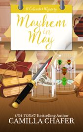 Mayhem in May book