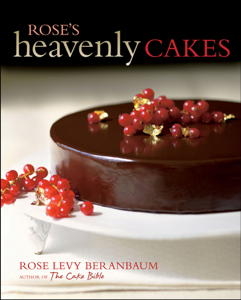 Rose's Heavenly Cakes Book Cover