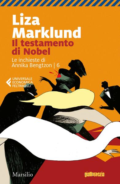 Il testamento di Nobel di Liza Marklund