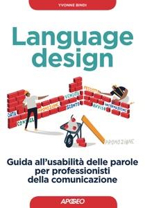 Language design Book Cover