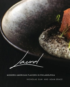 Laurel by Nicholas Elmi & Adam Erace Book Cover