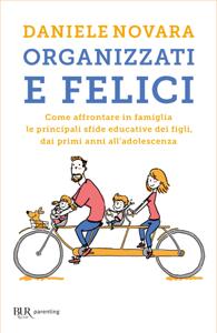 Organizzati e felici Libro Cover