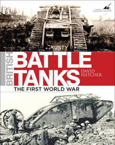 British Battle Tanks Buch-Cover