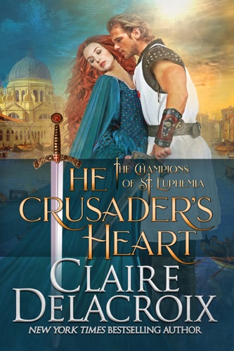 Claire Delacroix - The Crusader's Heart