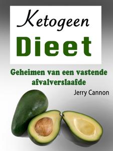 Ketogeen dieet Boekomslag