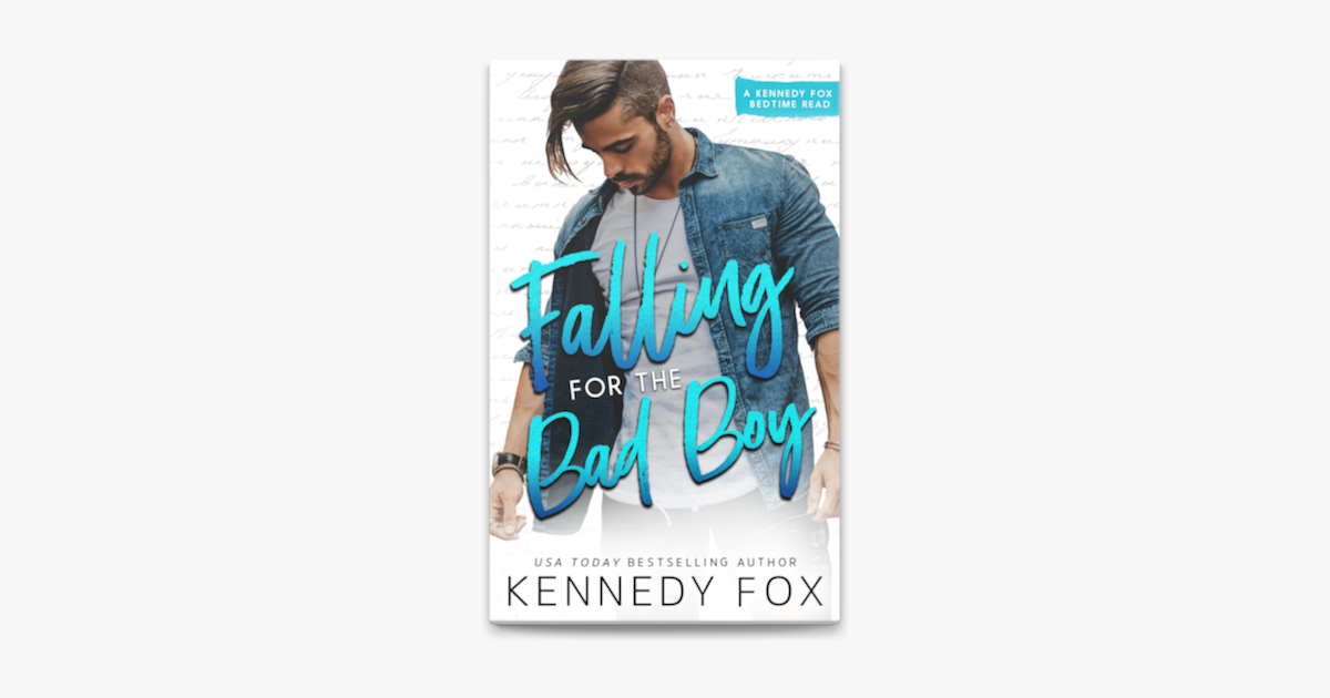 Falling for the Bad Boy on Apple Books