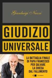 Giudizio universale Libro Cover