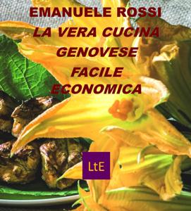 La vera cucina genovese Libro Cover