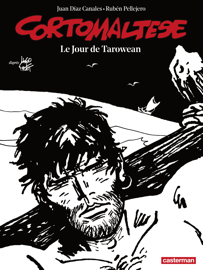 Corto Maltese - Edition N&B (Tome 15) - Le jour de Tarowean