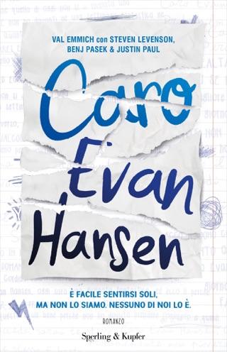 Dear Evan Hansen On Apple Books