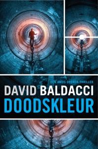 Doodskleur Door David Baldacci Boekomslag
