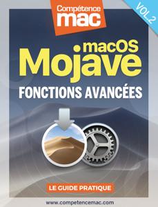 macOS Mojave vol.2 : Fonctions avancées La couverture du livre martien