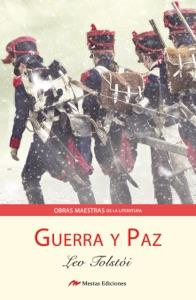 Guerra y paz Book Cover