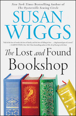 Susan Wiggs - The Lost and Found Bookshop book