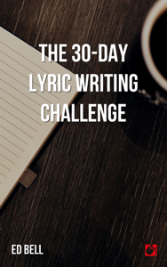 The 30-Day Lyric Writing Challenge La couverture du livre martien