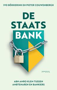 De staatsbank Boekomslag