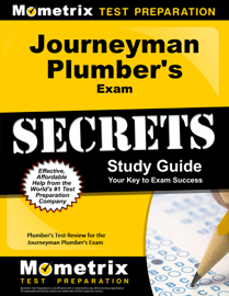 Journeyman Plumber's Exam Secrets Study Guide