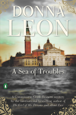 Donna Leon - A Sea of Troubles book