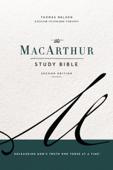 ESV, MacArthur Study Bible, 2nd Edition