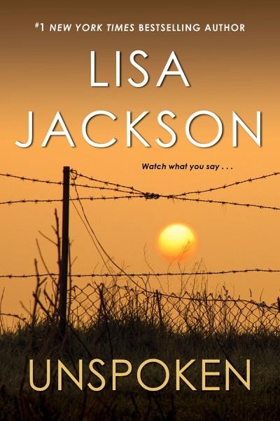 Unspoken - Lisa Jackson book cover
