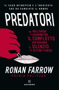 Predatori Libro Cover
