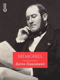 Mémoires du baron Haussmann