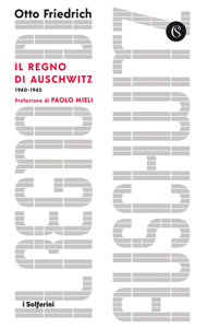 Il regno di Auschwitz Copertina del libro