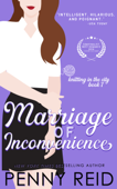Marriage of Inconvenience Book Cover