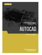 2D Dan 3D CAD (AutoCAD) Level 3