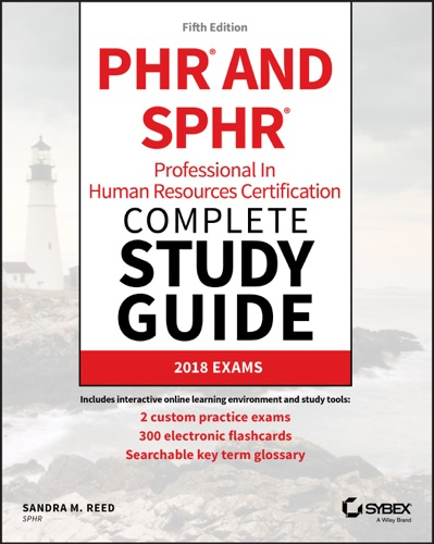 PHR and SPHR Professional in Human Resources Certification Complete Study Guide E-Book Download