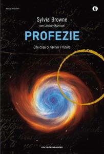 Profezie di Sylvia Browne Copertina del libro