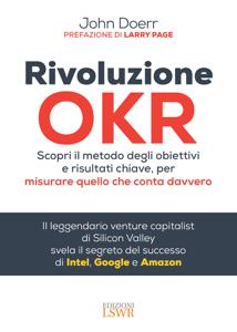 Rivoluzione OKR Libro Cover