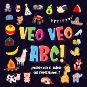 Veo Veo - ABC! Un Juego de Buscar y Encontrar, ¡Súper Divertido para Niños de 2 a 4 Años!