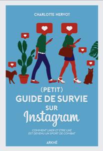 (Petit) Guide de survie sur Instagram La couverture du livre martien