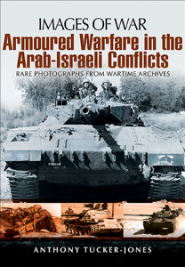 Armoured Warfare in the Arab-Israeli Conflicts Buch-Cover