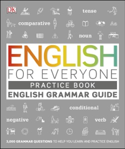 English for Everyone English Grammar Guide Practice Book Book Cover