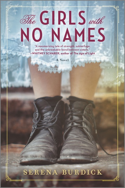 The Girls with No Names - Serena Burdick book cover