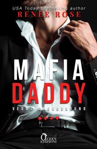 Mafia Daddy Copertina del libro