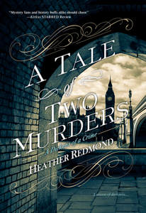 A Tale of Two Murders Book Cover