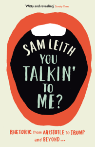 You Talkin' To Me? Copertina del libro