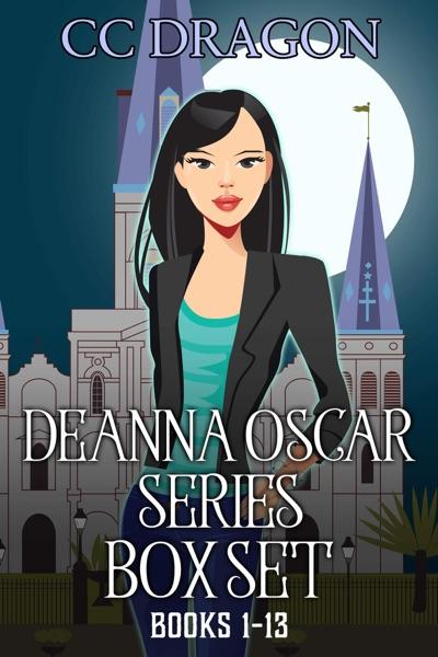 Deanna Oscar Series Box Set 1-13 - CC Dragon book cover