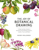 The Joy of Botanical Drawing Book Cover