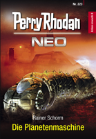 Perry Rhodan Neo 223: Die Planetenmaschine ebook Download